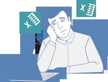 Устали от хаоса Excel
